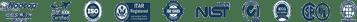 Emerald EMS - Certification Logos - small